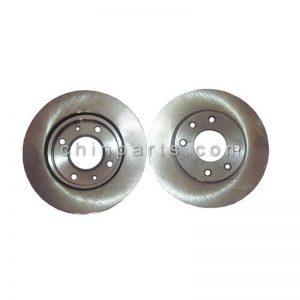 دیسک چرخ جلو چپ لیفان Lifan 520