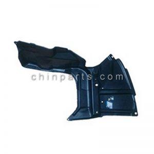 سينی پلاستيكی زير موتور چپ لیفان Lifan 620